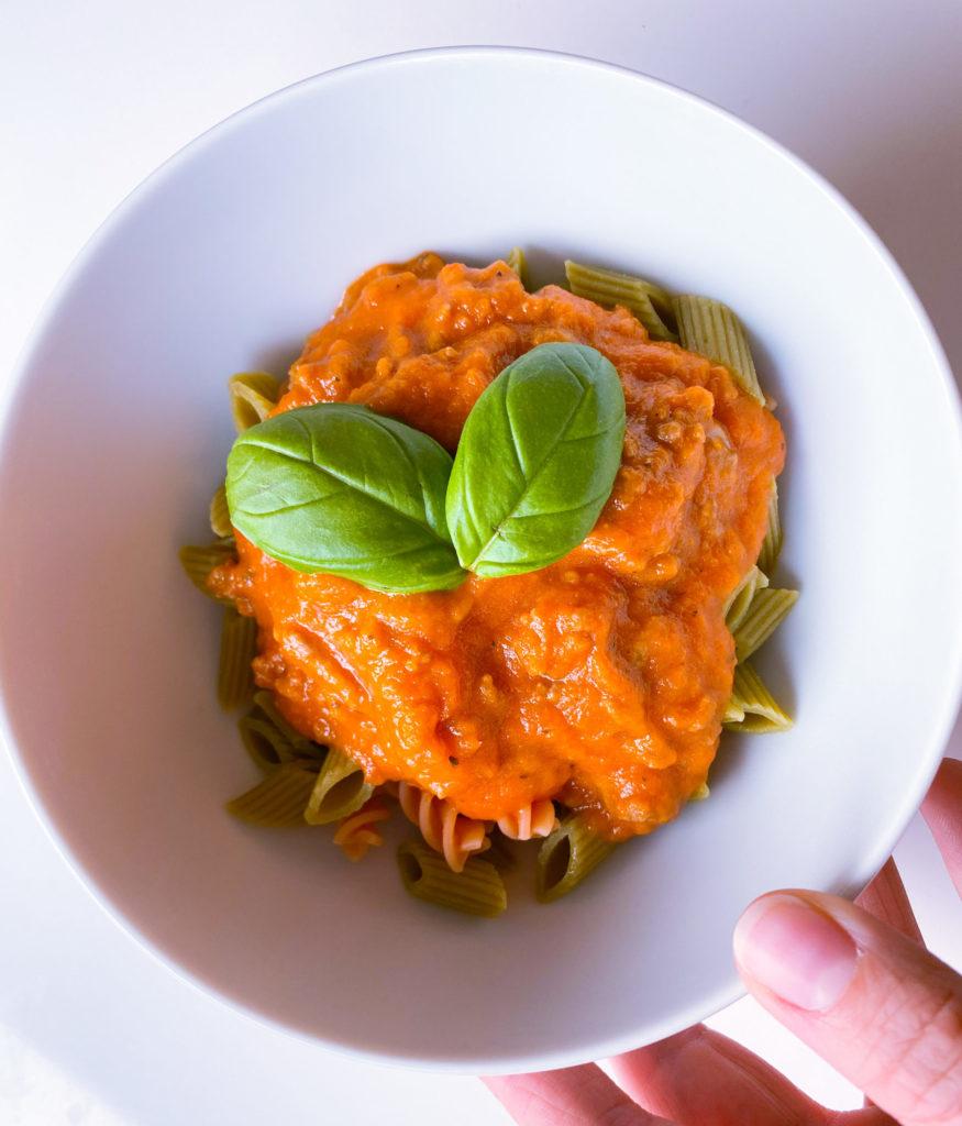 Familievennlig og næringsrik pasta med kjøttsaus
