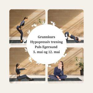 Kurs Hypopressiv Trening Egersund