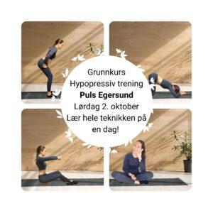 Hypopressiv trening egersund
